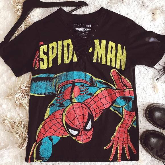 Marvel Tops - Marvel Spider-Man Shirt